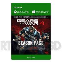 Klucze i karty przedpłacone, Gears of War 4 - season pass [kod aktywacyjny] Darmowy transport od 99 zł | Ponad 200 sklepów stacjonarnych | Okazje dnia!