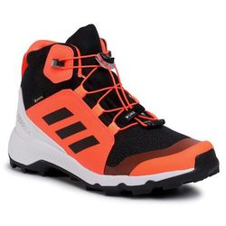 Buty adidas - Terrex Mid Gtx K GORE-TEX FW9757 Core Black/Core Black/Solar Red