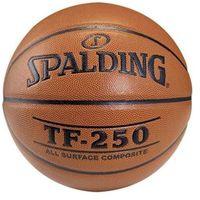Koszykówka, Piłka koszykowa SPALDING TF-250 (rozmiar 5)