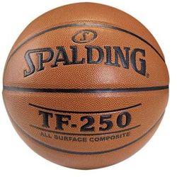 Piłka koszykowa SPALDING TF-250 (rozmiar 5) DARMOWY TRANSPORT