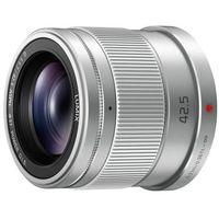 Obiektywy fotograficzne, Panasonic H-HS043E 42,5 mm f/1,7 (srebrny) - produkt w magazynie - szybka wysyłka!