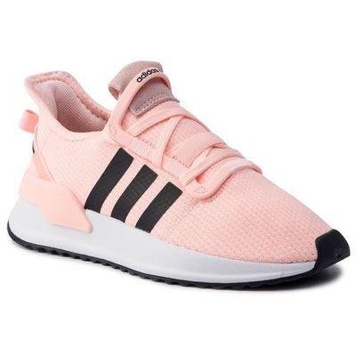Adidas Buty u path run w g27996 cleoracblackftwwht