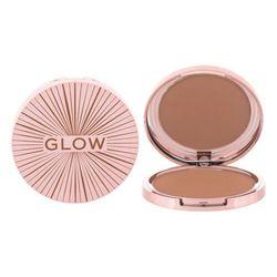 Makeup Revolution London Glow Splendour Ultra Matte bronzer 15,5 g dla kobiet Fair To Light