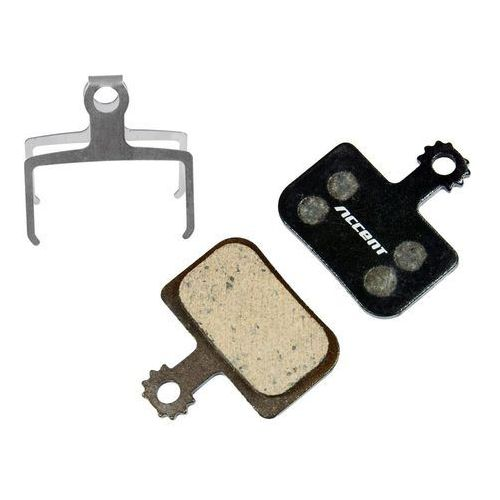 Pozostałe części rowerowe, Okładziny/ klocki hamulcowe Accent półmetalowe Avid Elixir DB1 / DB3 / DB5
