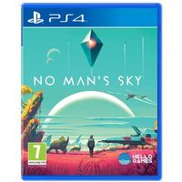 Gry na PlayStation 4, No Man's Sky (PS4)