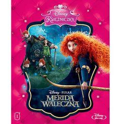 Disney Księżniczka. Merida Waleczna [Blu-ray]