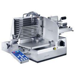 Krajalnica automatyczna do wędlin i sera z nożem 300 mm, 0,5 kW | GRAEF, VA802H