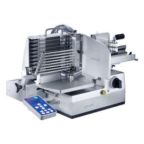 Krajalnice gastronomiczne, Krajalnica automatyczna do wędlin i sera z nożem 300 mm, 0,5 kW | GRAEF, VA802H