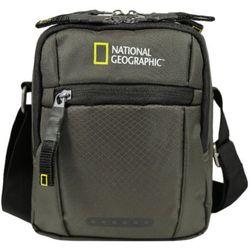 National Geographic TRAIL torba na ramię / RFID / N13403 khaki - Khaki