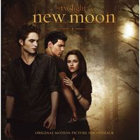Pozostała muzyka rozrywkowa, New Moon - The Twilight Saga (Księżyc w nowiu) (OST) - Różni Wykonawcy (Płyta CD)