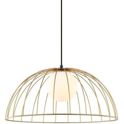 Italux Lampa wisząca louis mdm 37611l gd rabat w koszyku