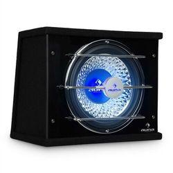 Auna Subwoofer 30 cm (12'') - moc 800 W – podświetlenie LED