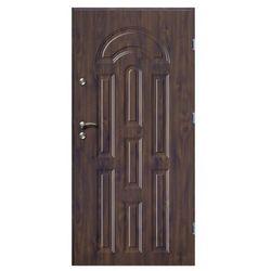 Drzwi zewnętrzne O.K.Doors Azzuro 80 prawe orzech