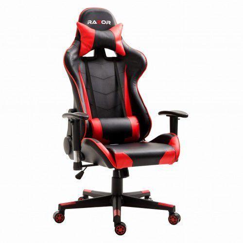 Fotele dla graczy, FOTEL GAMINGOWY RAZOR PRO GAMER™ RED