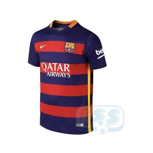 Odzież sportowa dla dzieci, RBAR118j: FC Barcelona - koszulka junior Nike