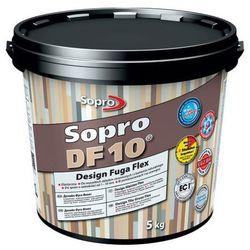 Fuga szeroka Sopro Flex DF10 Design22 kamień szary 5 kg
