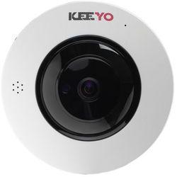 Kamera FISHEYE sieciowa IP bezprzewodowa LV-IP2M2FE 2Mpx IR 25m