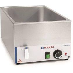 Bemar Kitchen Line z kranem spustowym GN 1/1 | 1200W | 340x540x(H)250mm