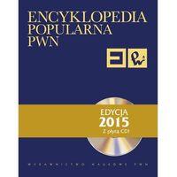 Słowniki, encyklopedie, Encyklopedia popularna PWN + CD - Wysyłka od 4,99 - porównuj ceny z wysyłką (opr. twarda)