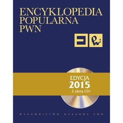 Encyklopedia popularna PWN + CD - Wysyłka od 4,99 - porównuj ceny z wysyłką (opr. twarda)