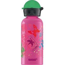SIGG - Butelka Butterfly Garden pojemność: 0,4 l