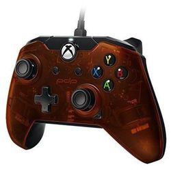Pomarańczowy do Xbox One/PC Kontroler PDP