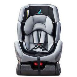 Fotelik samochodowy Scope Deluxe 0-25 kg Caretero + GRATIS (graphite)
