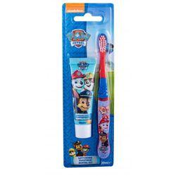 Nickelodeon Paw Patrol zestaw Szczoteczka do zębów + Pasta do zębów dla dzieci