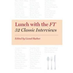 Lunch with the FT - Wysyłka od 3,99 - porównuj ceny z wysyłką (opr. miękka)