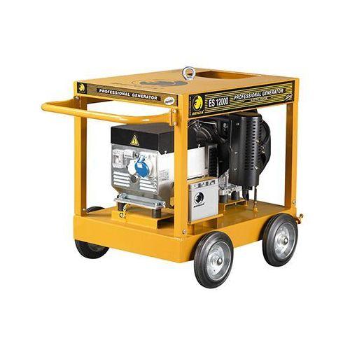 Agregaty, Agregat prądotwórczy jednofazowy Benza ES-12000