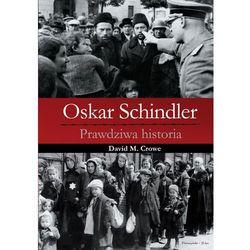 Oskar Schindler. Prawdziwa historia - Dostawa zamówienia do jednej ze 170 księgarni Matras za DARMO (opr. twarda)
