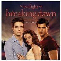 Pozostała muzyka rozrywkowa, Breaking Dawn - Twilight Saga (The Score) (*) - Carter Burwell (Płyta CD)