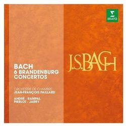 Bach: 6 Brandenburg Concertos (CD) - Pierre Pierlot DARMOWA DOSTAWA KIOSK RUCHU