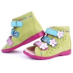 Dawid buty profilaktyczne - model 1041 / 1042 kolor zielony