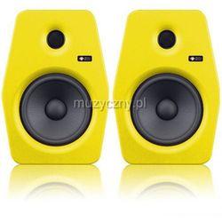 Monkey Banana Turbo 8 Yellow monitor aktywny 8″ + 1″ (80W LF + 30W HF), kolor żółty