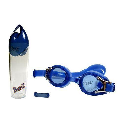 Okularki pływackie, Okulary do pływania basen dzieci Anti-Fog 3+ BANZ - Blue