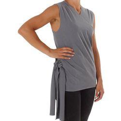 Candide Skin to Skin koszulka - Wrap Top, Grey - BEZPŁATNY ODBIÓR: WROCŁAW!