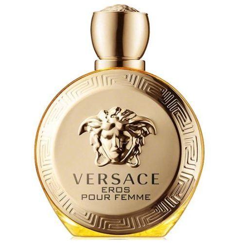 Testery zapachów dla kobiet, Versace Eros Pour Femme, woda perfumowana, 100ml, Tester (W)