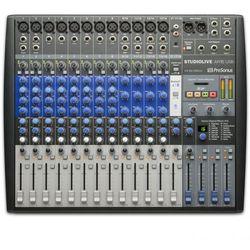 Presonus StudioLive AR16 USB mikser z interfejsem audio USB Płacąc przelewem przesyłka gratis!