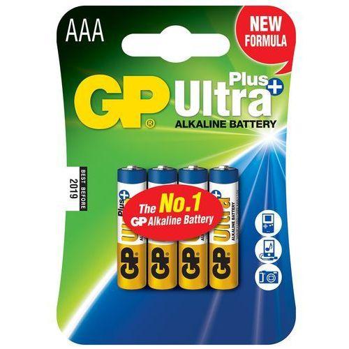 Baterie, Baterie GP Ultra Alkaline (AAA mikro paluszek)