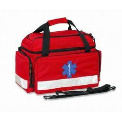 Torba medyczna medic bag basic czerwona