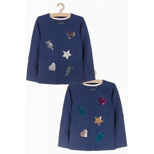 Bluzki dla dzieci, Bluzka dzianinowa 3H3921