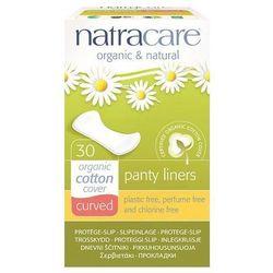Wkładki higieniczne o zaokrąglonym kształcie 30szt NATRACARE