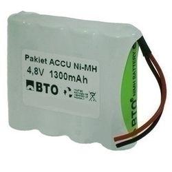 Akumulator NiMH AA 4.8V 1.3Ah 4S1P