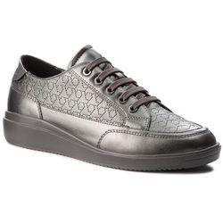 Sneakersy GEOX - D Tahina C D84BDC 0NFBV C1115 Graphite