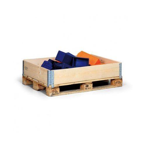 Przybory do pakowania, Nadstawka paletowa drewniana, 1200x800x200 mm