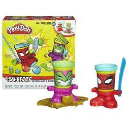 Ciastolina Play-Doh Spiderman i Zielony Goblin Promocja (--23%)