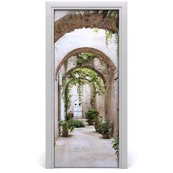 Fototapeta samoprzylepna na drzwi Uliczka akrady