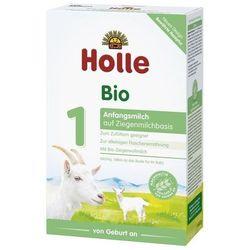 HOLLE 1 400g Mleko kozie początkowe dla dzieci i niemowląt od urodzenia w proszku BIO | DARMOWA DOSTAWA OD 150 ZŁ!