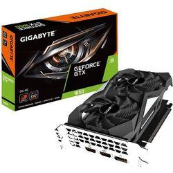 GIGABYTE GeForce GTX 1650 OC - 4GB GDDR6 RAM - Karta graficzna